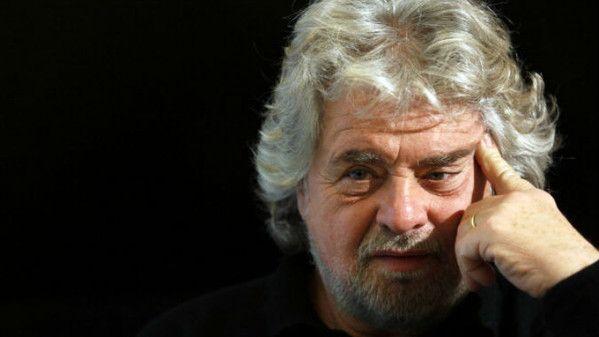 Gaffe di Beppe Grillo