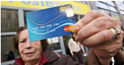 Social Card Disoccupati – Fino a 400 euro al mese di bonus direttamente sulla carta di credito
