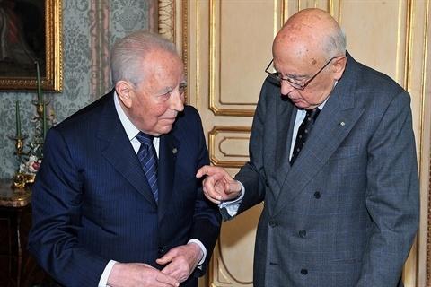 +++ ENORME LUTTO PER L'ITALIA +++ Il Paese intero si stringe per la morte del Presidente!