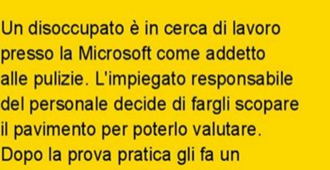 Disoccupato fallisce il colloquio di lavoro alla Microsoft: quello che accade dopo gli cambia la vita…