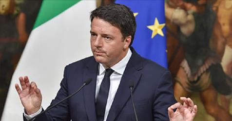 """Renzi: """"Ecco cosa farò per convincervi a dire Si, e se mi criticate vi querelo…"""""""